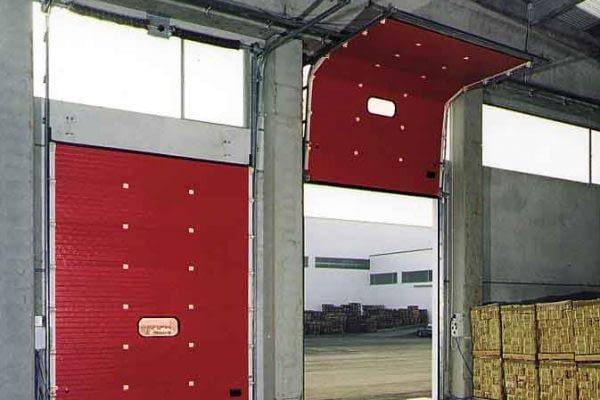 Endüstriyel Kapı 2