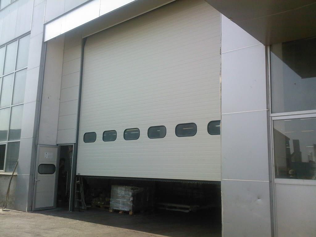 Hisar Otomatik Endüstriyel Kapı
